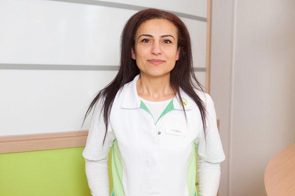 Frau Yildirim